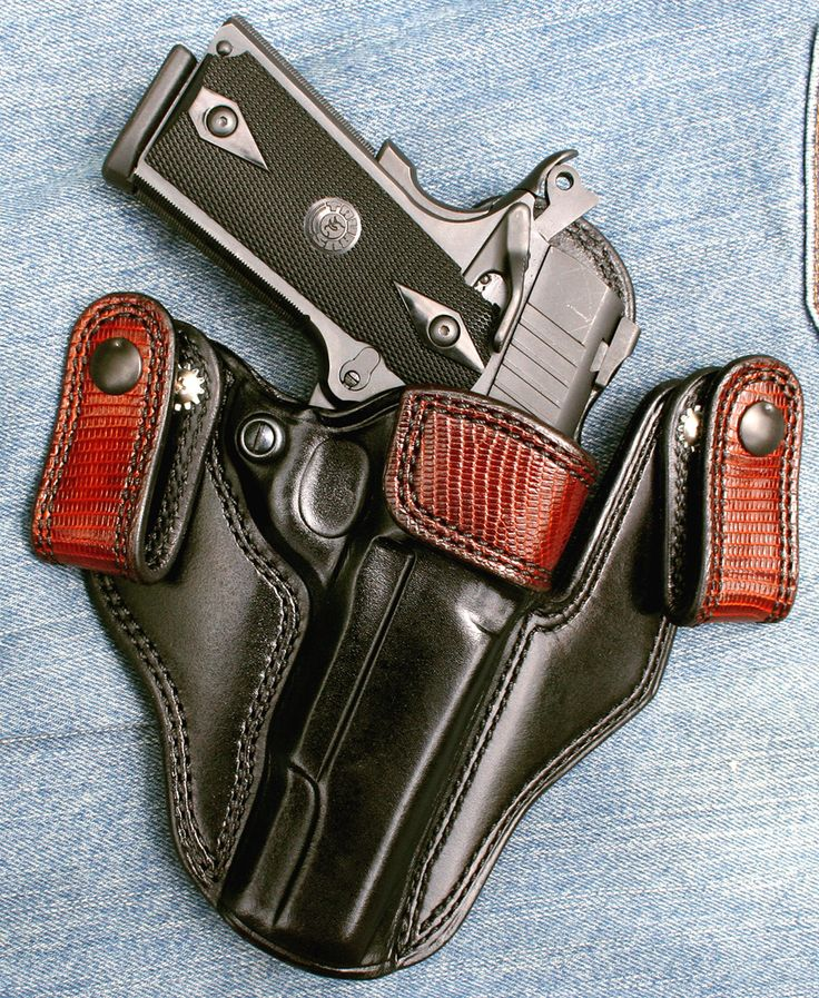 Brigade Holsters- Leather Gun Holsters & Accessories