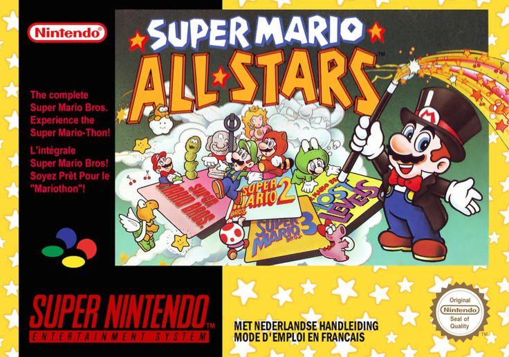 Super Mario All Stars - Super Nintendo - Acheter vendre sur Référence Gaming