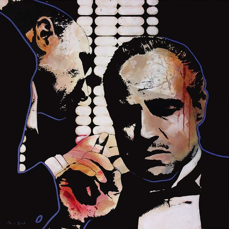 The Informer No 29 The Godfather and Marlon Brando by Merry Sparks