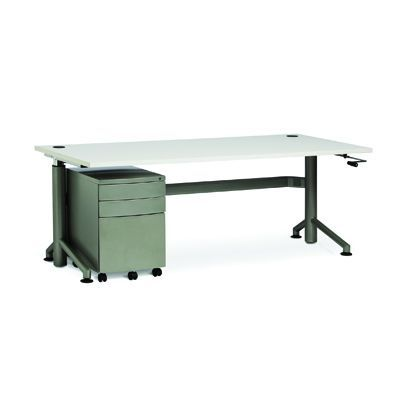 Velocity highrise desk