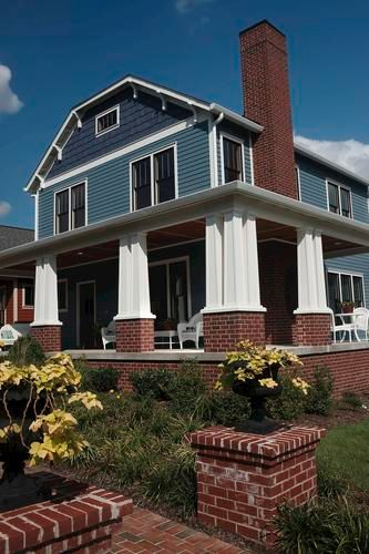 Home projects project ideas and home on pinterest for Lp smart siding pros and cons
