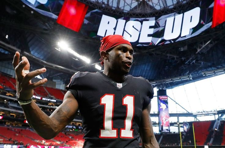 Atlanta Falcons outlast Buccaneers to win 3rd in a row