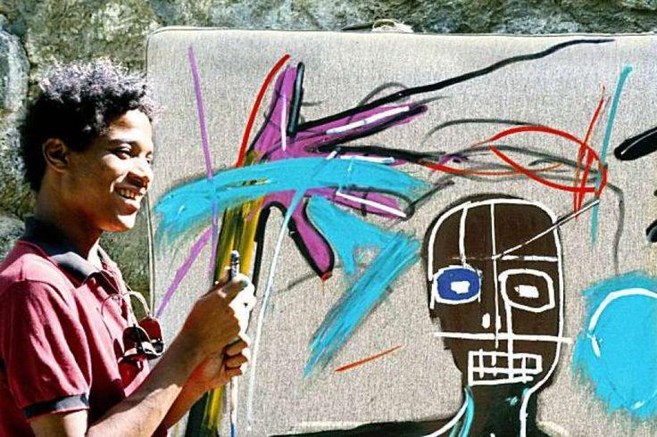 Jean-Michel Basquiat: The Radiant Child' - SFGate