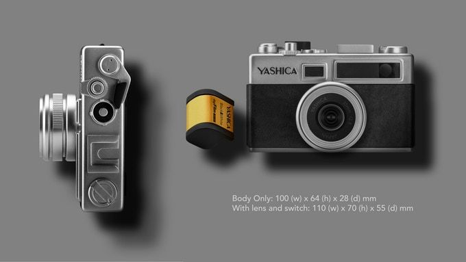 The Yashica Y35 digiFilm Camera We Reported On Could Get Upgrades Due to Huge Kickstarter Demand!  ||  Photographers! Let's talk a little about this! The Yashica Y35 digiFilm Camera We Reported On Could Get Upgrades Due to Huge Kickstarter Demand! https://www.lightstalking.com/yashica-y35-digifilm-camera-reported-get-upgrades-due-huge-kickstarter-demand/?utm_campaign=crowdfire&utm_content=crowdfire&utm_medium=social&utm_source=pinterest