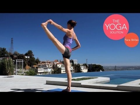Body and Mind Flexibility Routine | The Yoga Solution With Tara Stiles #yoga