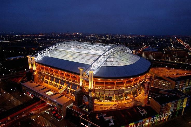 Amsterdam Arena - (Amsterdam, Netherlands)