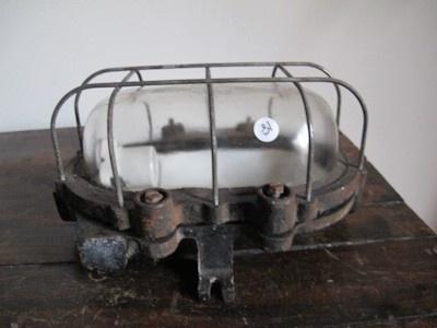 18 / Gal lamp