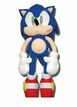 "Sonic The Hedgehog Jumbo 40"""" Plush Toy"