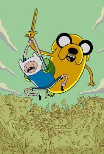Adventure Time is surreal, real, hysterically funny, sweet and scary, often in the same episode.