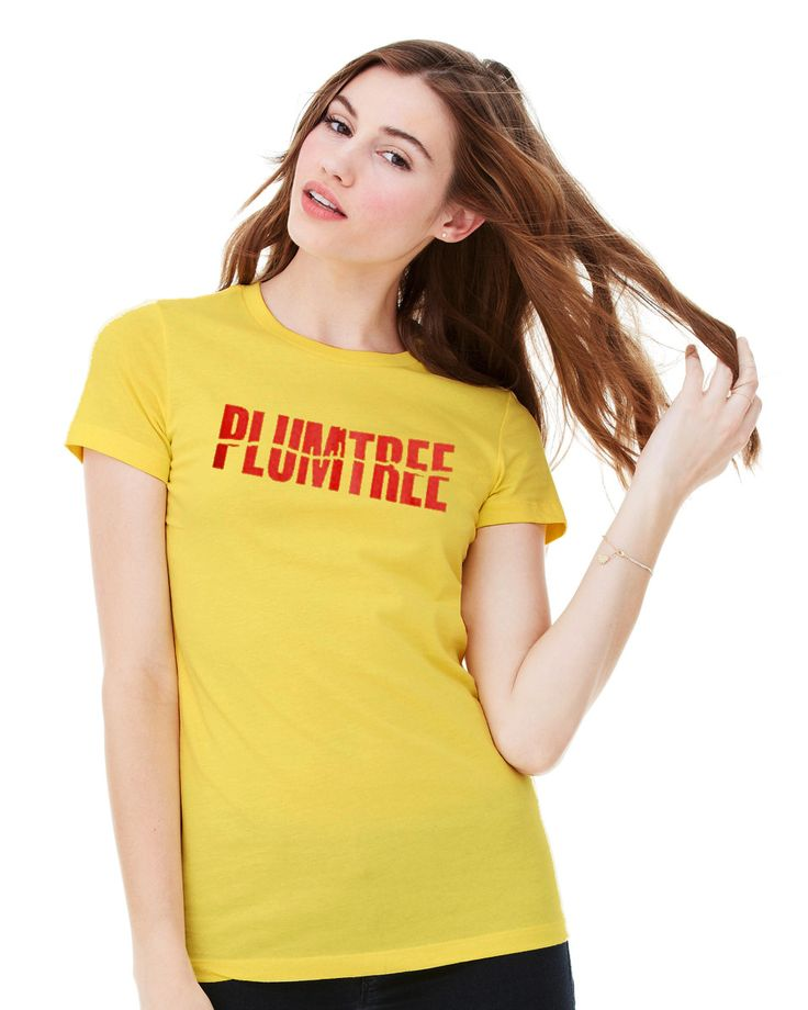Ladies Scott Pilgrim 'Plumtree' T-shirt