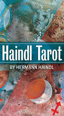 Haindl tarot   Haindl draws upon his knowledge of ancient cultures and his experiences with Native American life to create a unique deck that is a colorful and penetrating study of nature and spirituality. The Haindl Tarot deck relates the spiritual traditions of many cultures to human experiences and to the sacred wonder of our Earth.