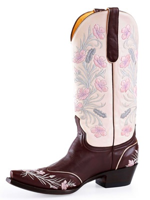 Cowgirl boot