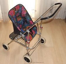 silvercross dolls pushchair pram ,vintage (1987) nice condition