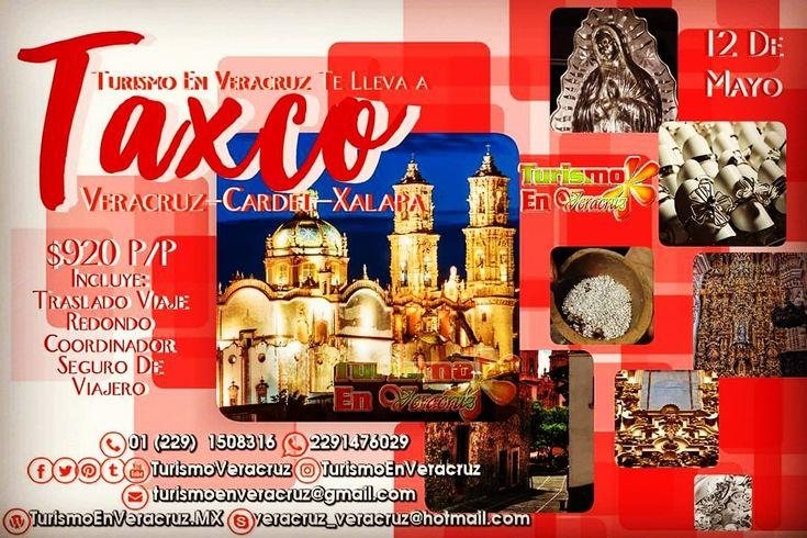 Acompáñanos a #Taxco a conocer y porque no a ir de #compras con las #artesanías de #plata que este lugar nos ofrece $920 P/P 📞01 229 1508316 📱 WhatsApp 2291476029 📨 turismoenveracruz@gmail.com 🌐 http://www.veracruztour.com/taxco.htm Salidas de #Veracruz #Cardel #Xalapa