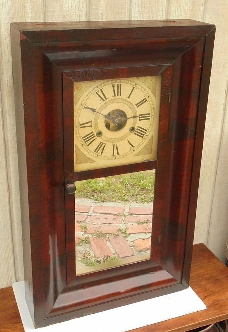 67 best antique clocks images on pinterest antique clocks wall for sale at retrophoria 22500 antique william s sperry shelf clock ogee amipublicfo Choice Image