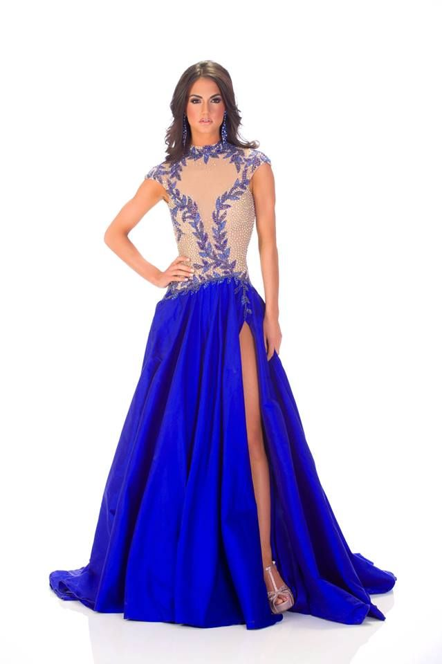 Miss Maryland USA 2013 Evening Gown: HIT or MISS? http://thepageantplanet.com/miss-maryland-usa-2013-evening-gown/