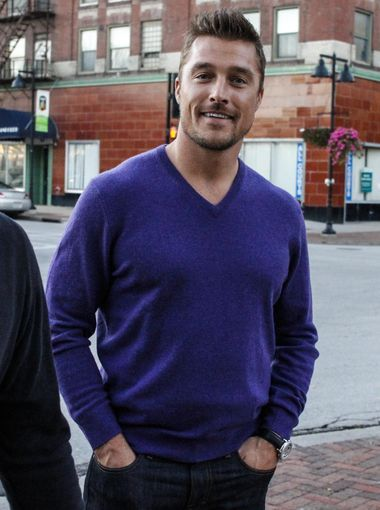 Chris Soules and the ABC TV show The Bachelor film on Court Ave in Downtown Des Moines