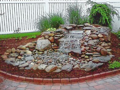 17 Best Images About Pondless Waterfall On Pinterest Garden Waterfall Backyard Ponds And