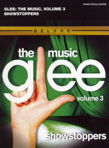Glee - The Music: Season One - Volume 3 - Showstoppers - PVG. £14.95