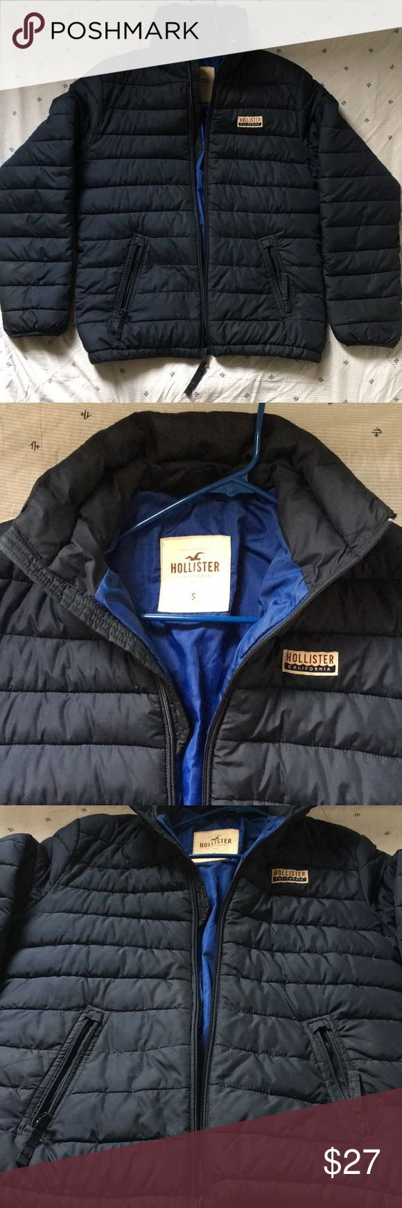 Hollister Jacket Perfect to keep your body warm all winter long 🤙🏼 Hollister Jackets & Coats Puffers