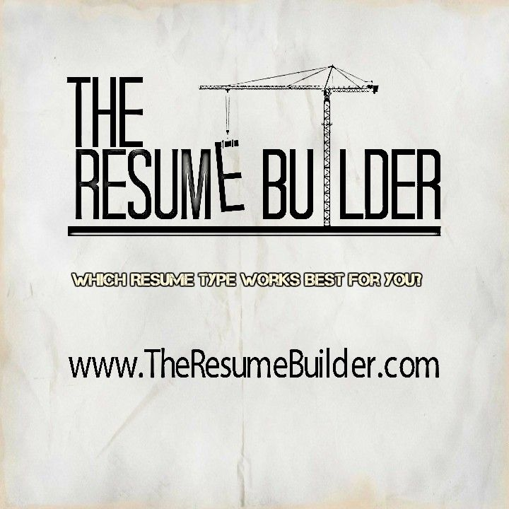 53 best The Resume Builder images on Pinterest Resume builder - resume buider