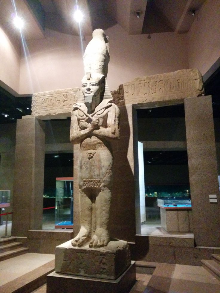 The Nubian museum in Aswan, a must visit!