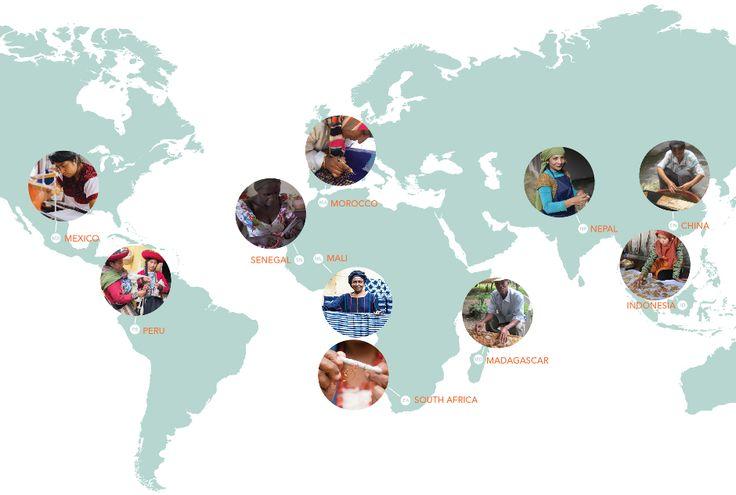 Artisans around The World