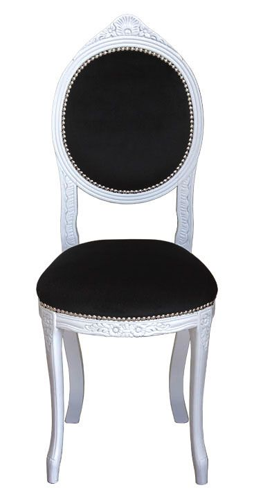 Lacquered classic oval chair - ItalianStyle by ArteFerretto