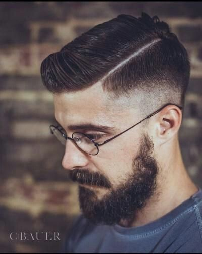 hair styles with beard 120 best images about s hairstyle on 6363