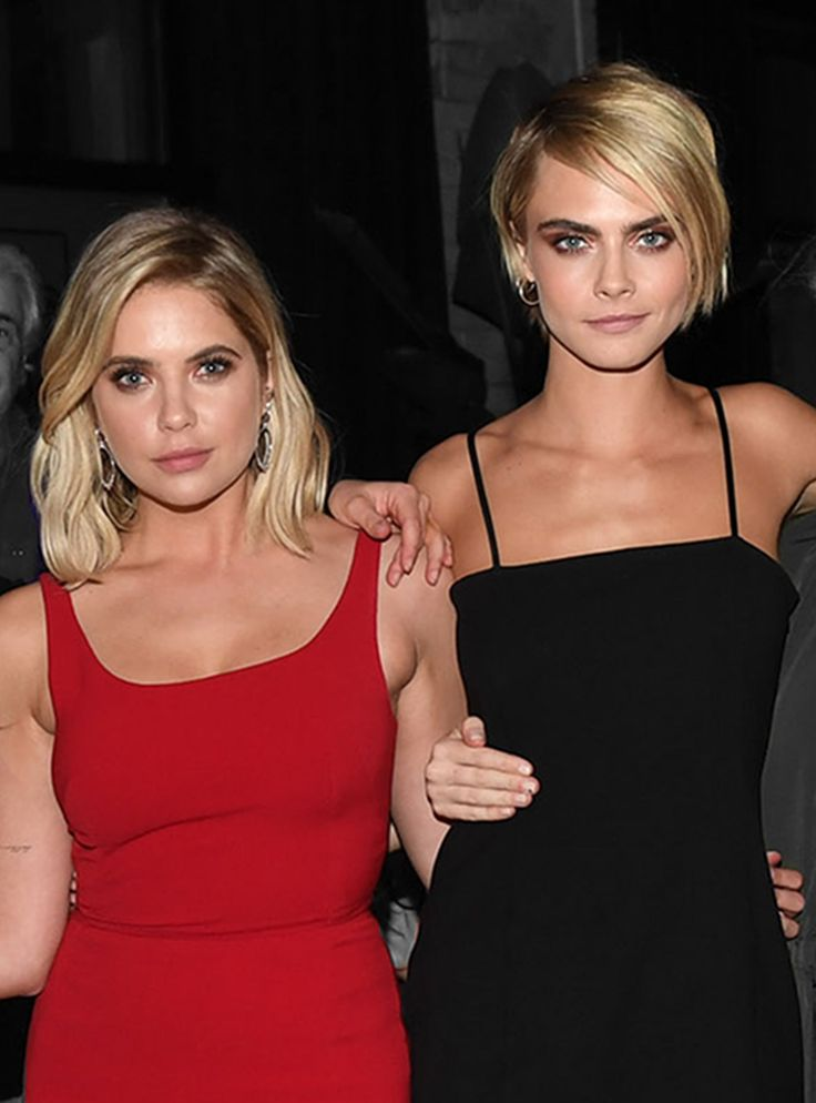 Everything We Know About Ashley Benson & Cara Delevingne's Reported Romance