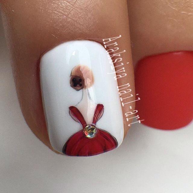 Шикарные идеи дизайна ногтей