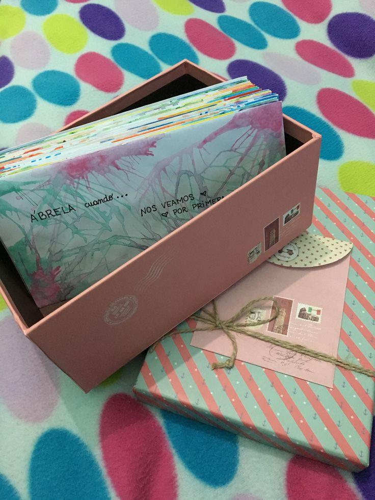 cartas regalos