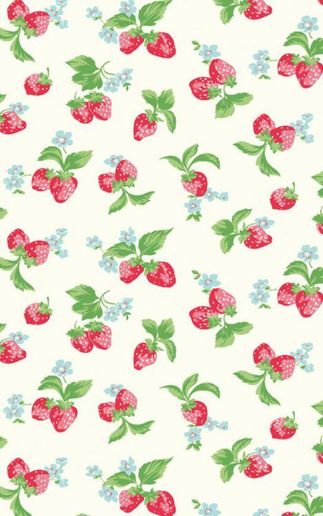 Cath Kidston Wallpaper For Galaxy Note (800*1280) Via Vingle.net