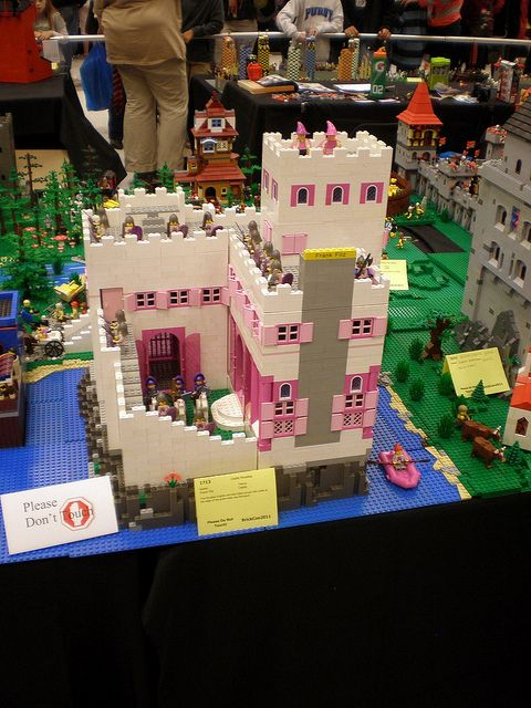 Lego Friends has a Castle | Flickr - Photo Sharing!