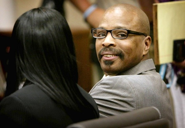 Convicted killer of Riverside police officer receives death sentence