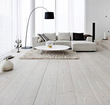 25 Best Ideas About White Wood Floors On Pinterest