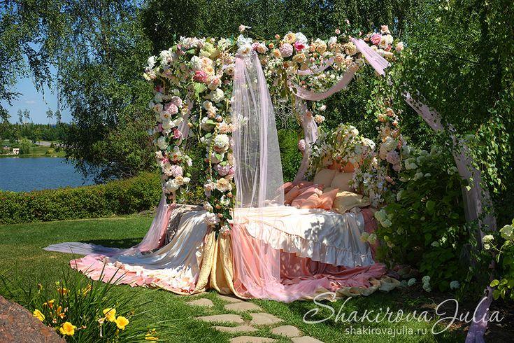 Секрет успеха одной из лучших декораторов событий в России — Юлии Шакировой | MY WEDDING LIFE