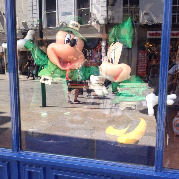 Disney shop Dublin
