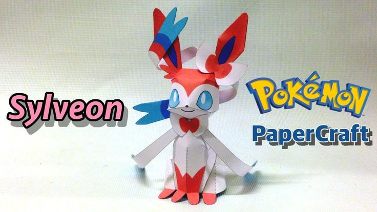 how to make pokemon with paper