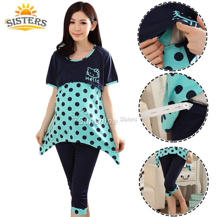 8b4f44a1 pijama verano embarazada