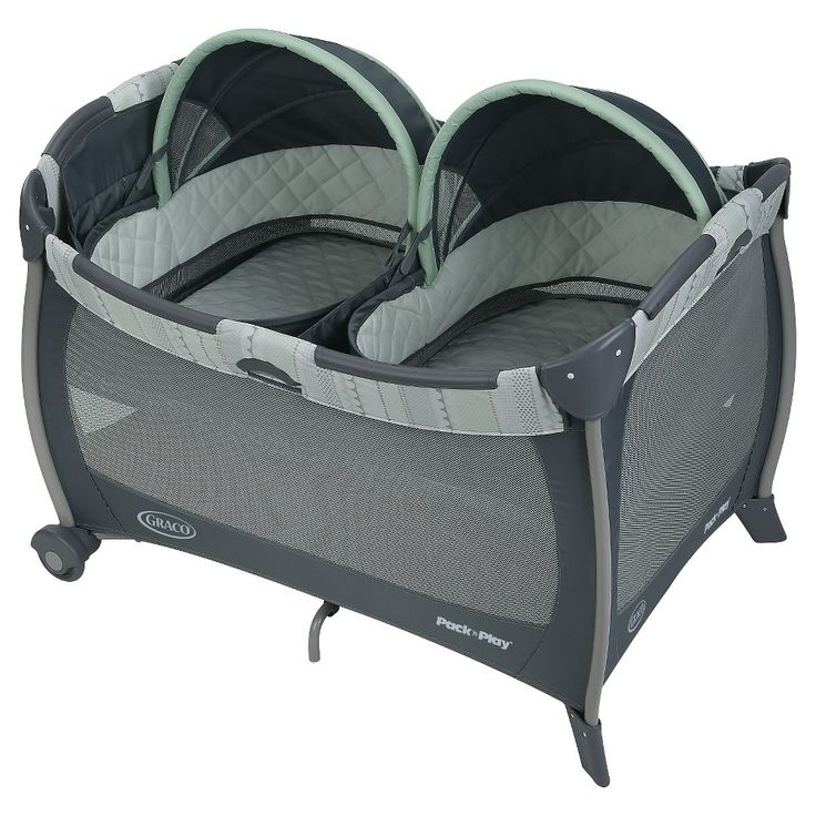 Graco Pack 'n Play Playard with Twin