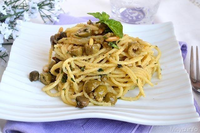 Spaghetti alle erbe