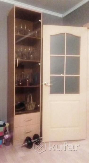 Столбик, шкаф для посуды