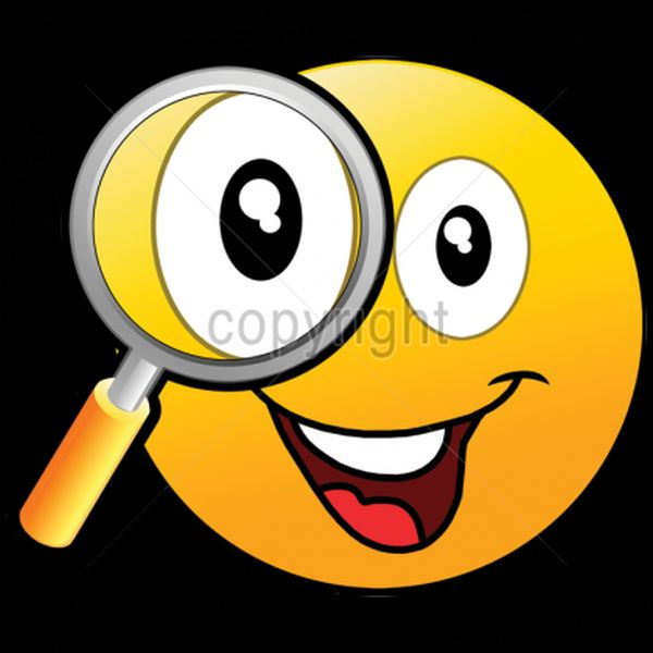 magnifying glass emoji 2 - photo #1