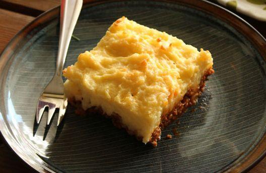 Μια παραδοσιακή Βρετανική συνταγή για μια πίτα διαφορετική από τις δικές μας…