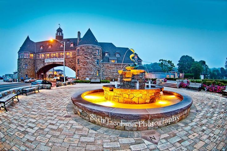 Narragansett...One of the Happiest Seaside Towns! - Rhode Island Blog