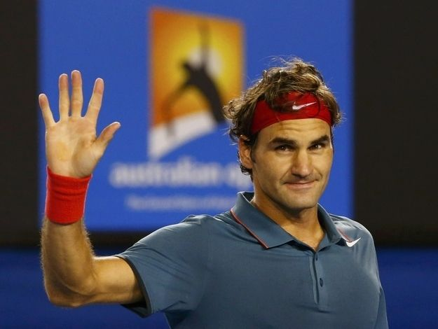 Roger Federer | Ranking The Top 20 Men's Tennis Players By Hotness