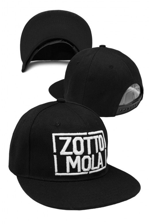 "Zotto Mola Kang Gary Snapback Cap - Running Man Cap | ULOVELIFE  QUICK OVERVIEW:  Kang Gary's been our favorite Running Man member, and now he's made his solo comeback. The mini album contains 4 tracks; with 2 songs as the title track. The first one is Shower Later (조금 이따 샤워해), and the other is ZOTTO MOLA (XX몰라).  ZOTTO MOLA (XX몰라) is korean, romanized in english, and it means ""you know nothing at all"" - in a rude way.  The cap is in black, and ZOTTO MOLA is in 3D embroidery.  MEASUREMENTS…"