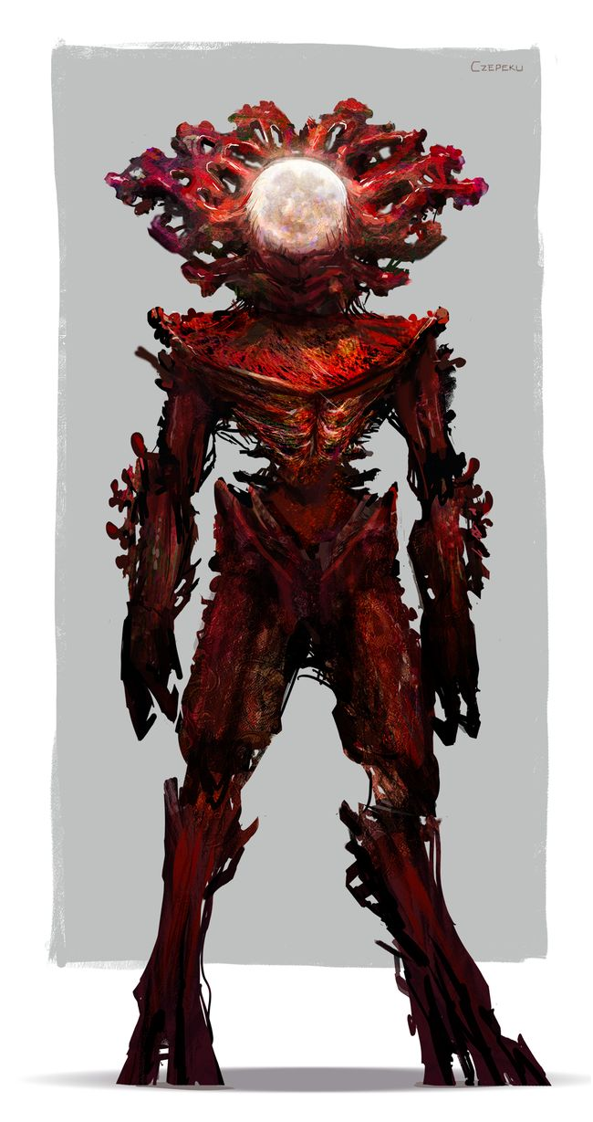 Dematerialiser Design No.1 by Czepeku   Alien concept art ...
