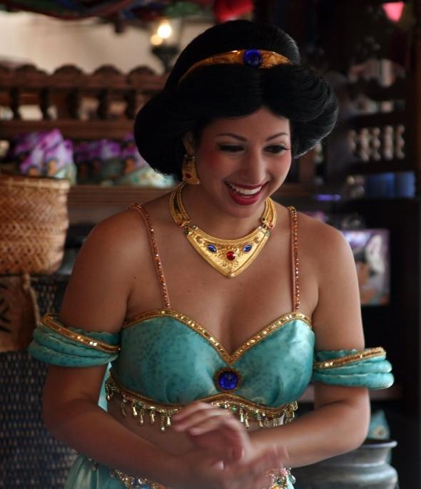 disney princess jasmine - Halloween Jasmine